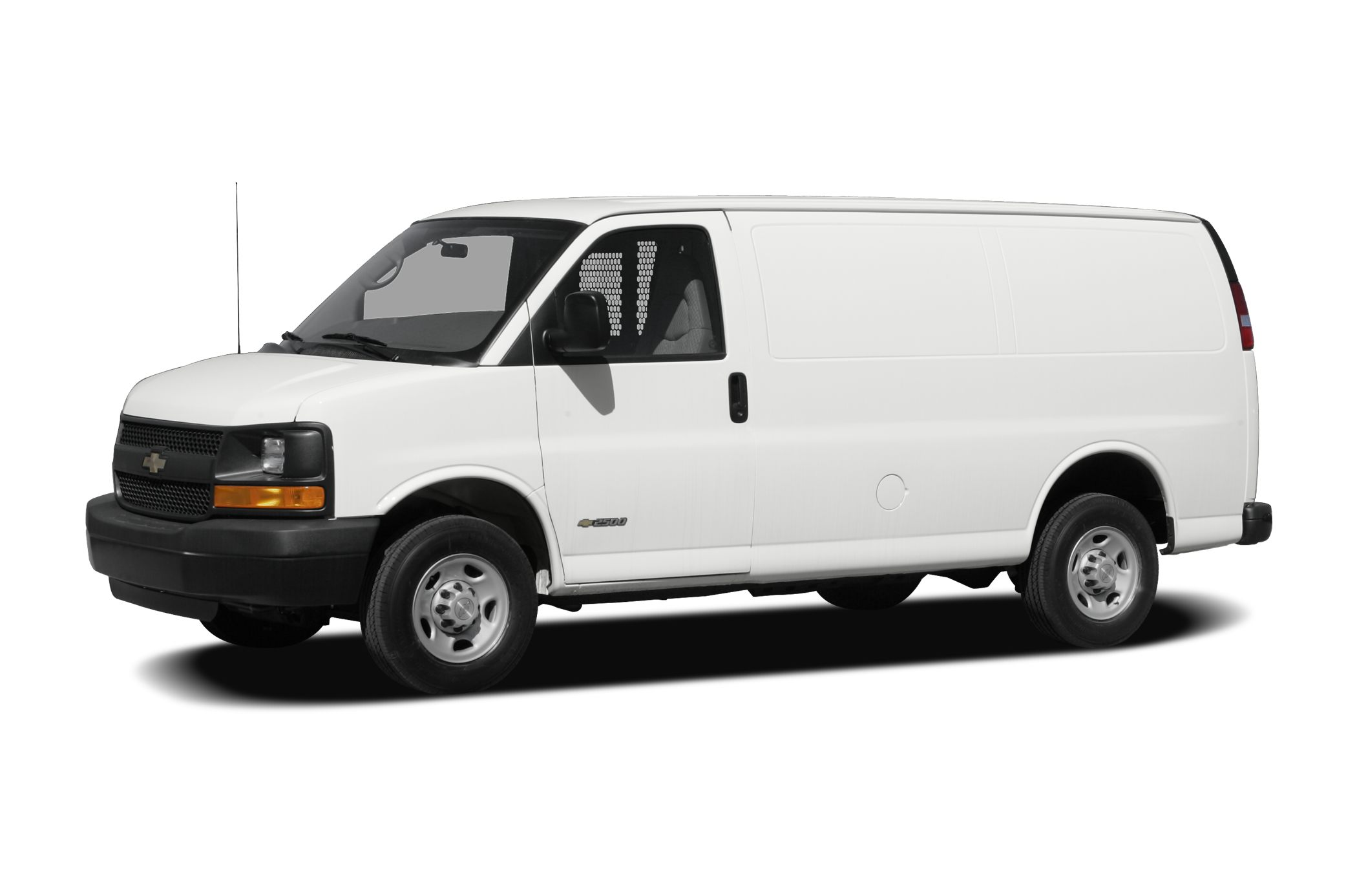 2008 Chevrolet Express 2500 Cargo Cargo Van for sale in Charlotte for $12,995 with 116,915 miles.