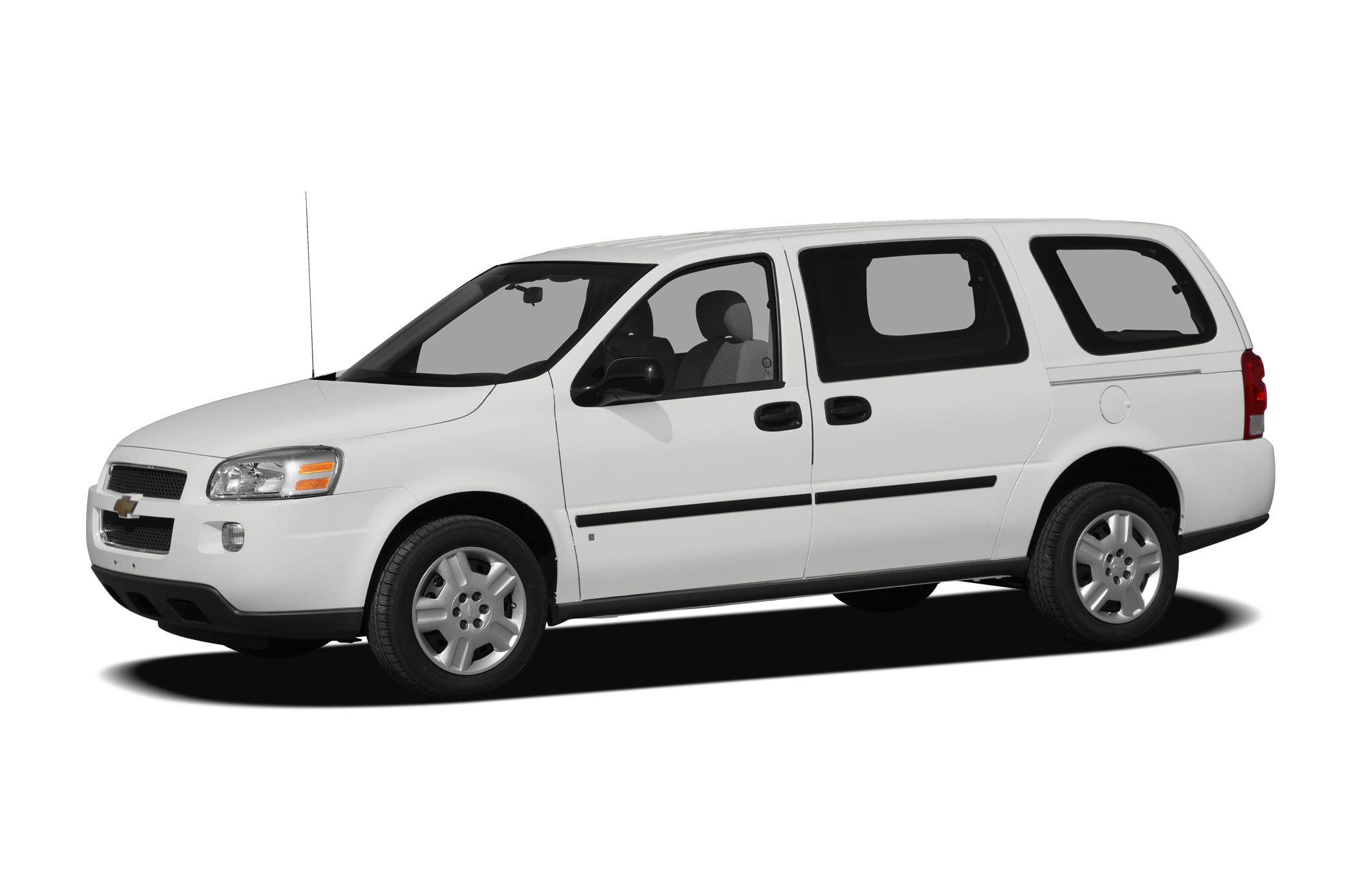2008 Chevrolet Uplander Cargo Van Minivan for sale in Batesville for $0 with 173,395 miles