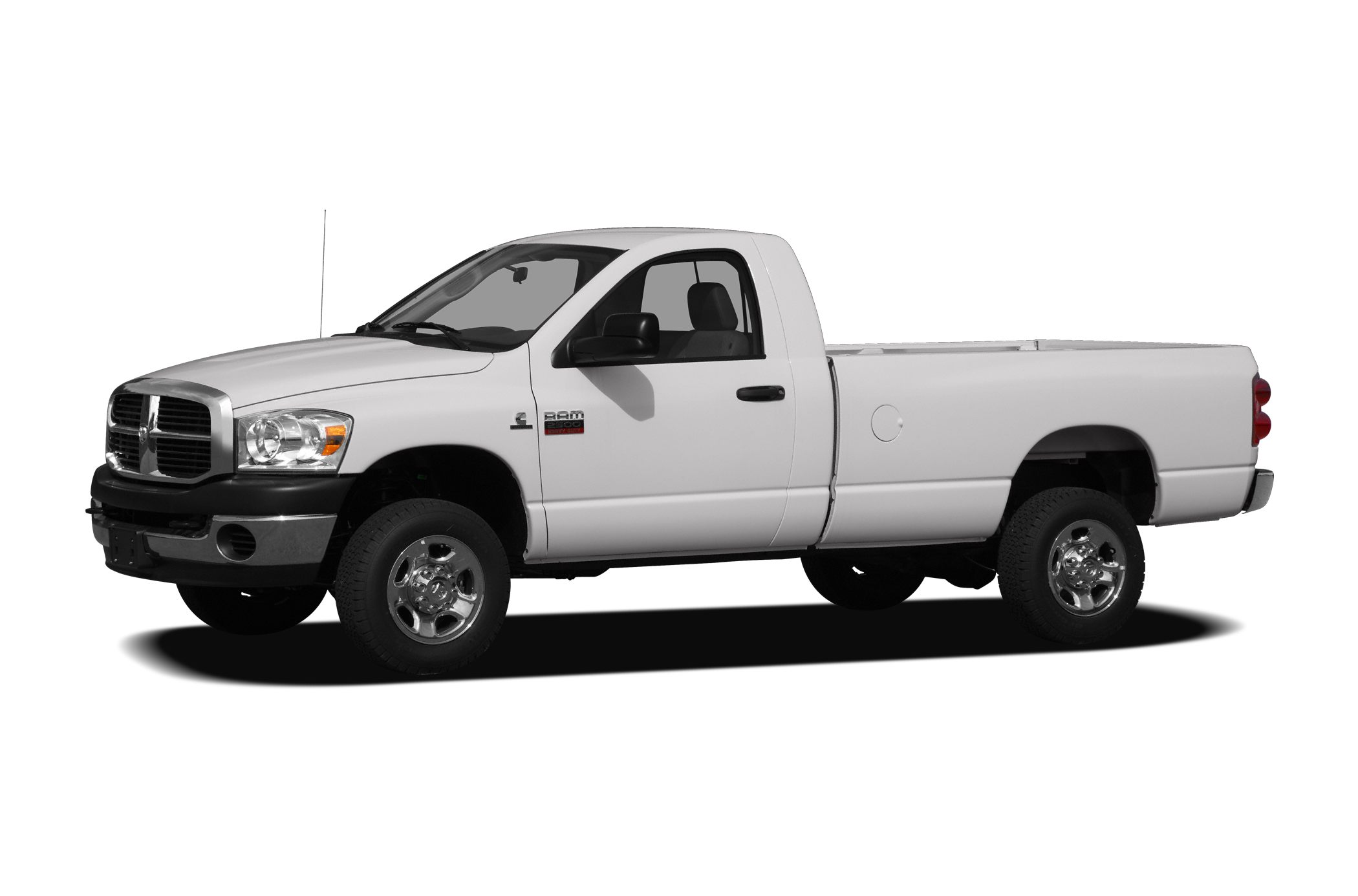 2008 Dodge Ram 2500 ST Crew Cab Pickup for sale in Canon City for $24,995 with 136,595 miles