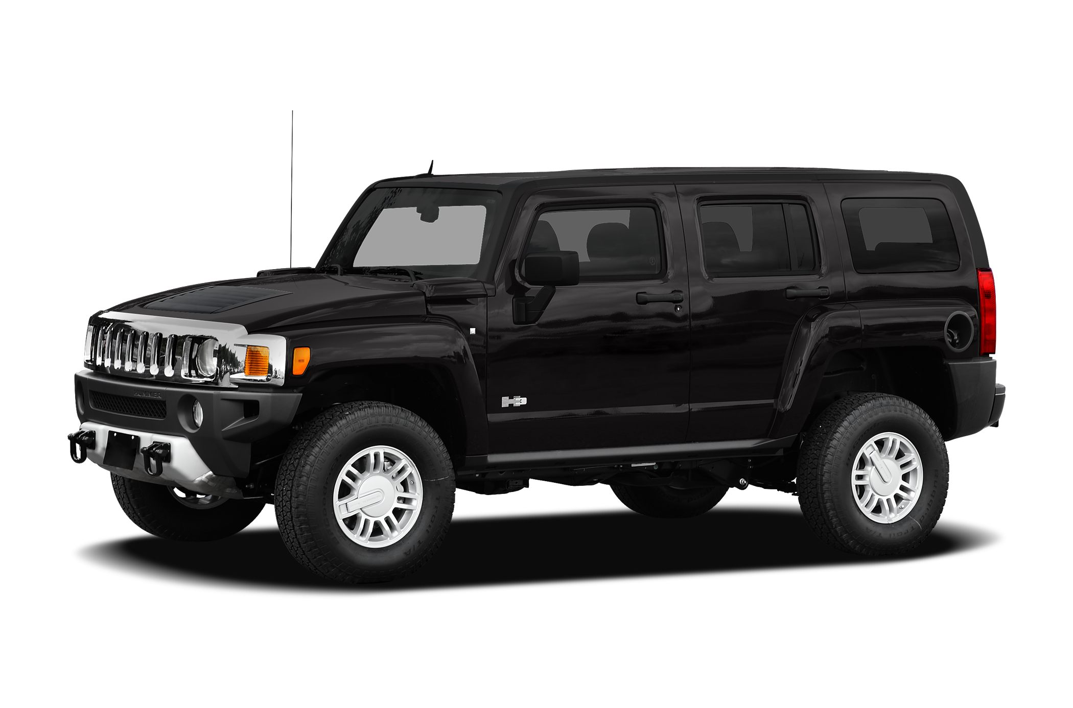 2008 Hummer H3 SUV for sale in Jacksonville for $17,495 with 89,535 miles.