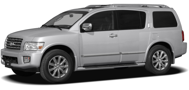 2008 infiniti qx56 review by mike hanley. Black Bedroom Furniture Sets. Home Design Ideas
