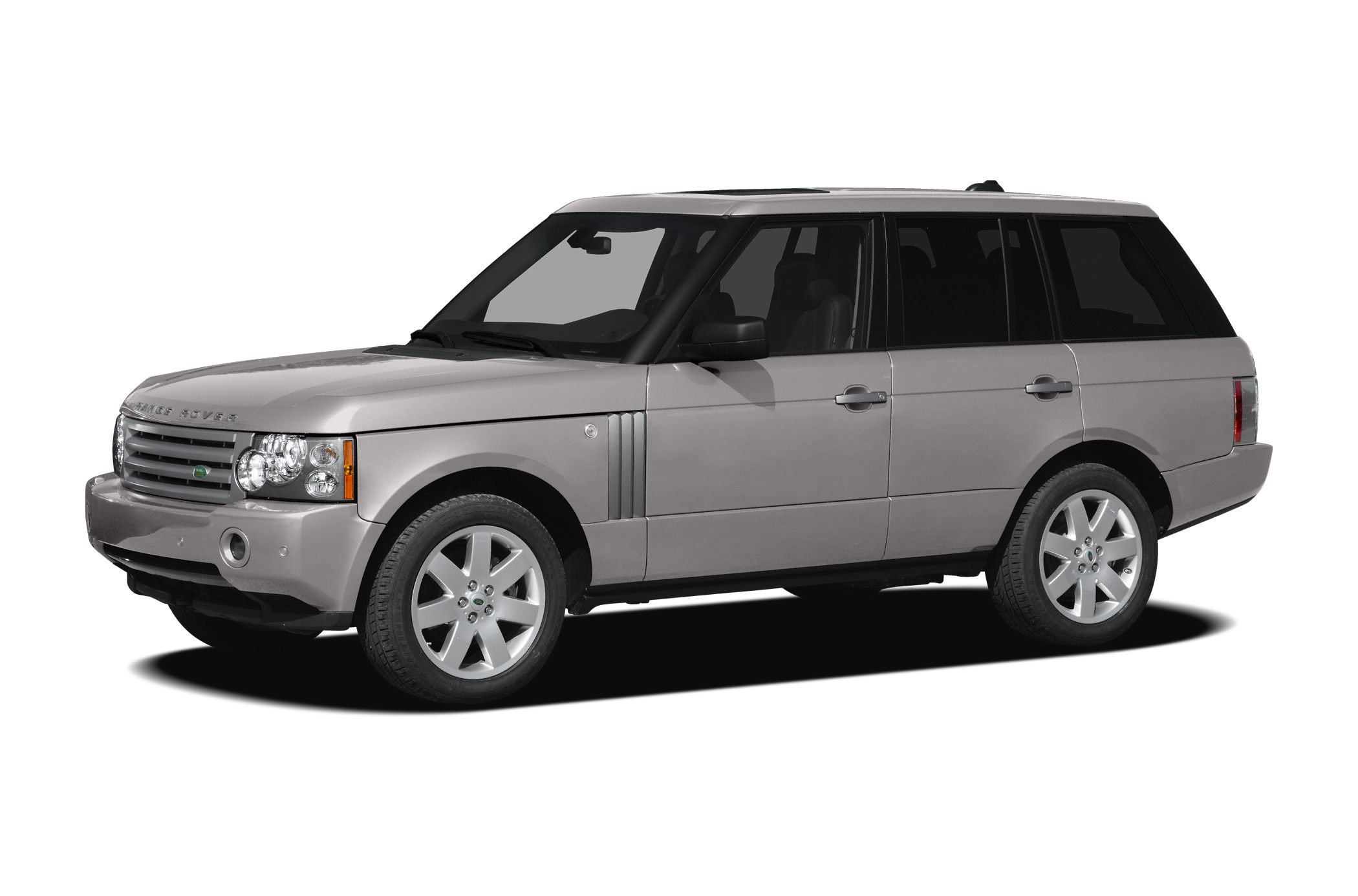 2008 Land Rover Range Rover HSE SUV for sale in Vienna for $18,771 with 121,727 miles