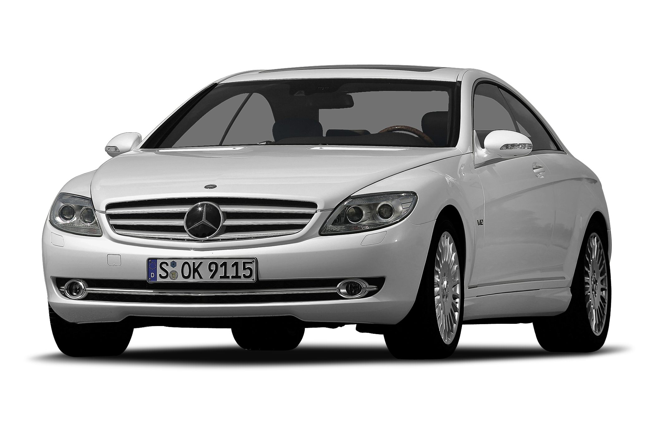 2008 Mercedes-Benz CL-Class CL600 Coupe for sale in Houston for $33,900 with 91,018 miles.