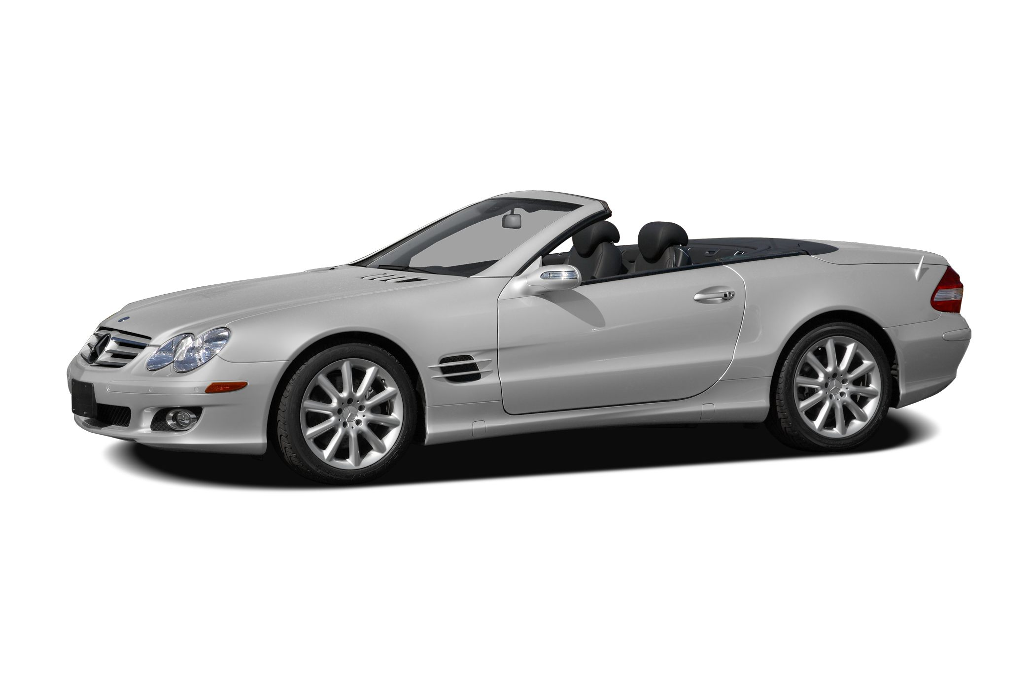 2008 Mercedes-Benz SL-Class SL550 Roadster Convertible for sale in Manassas for $32,977 with 54,631 miles