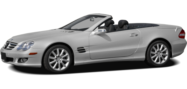 2008 Mercedes-Benz SL450