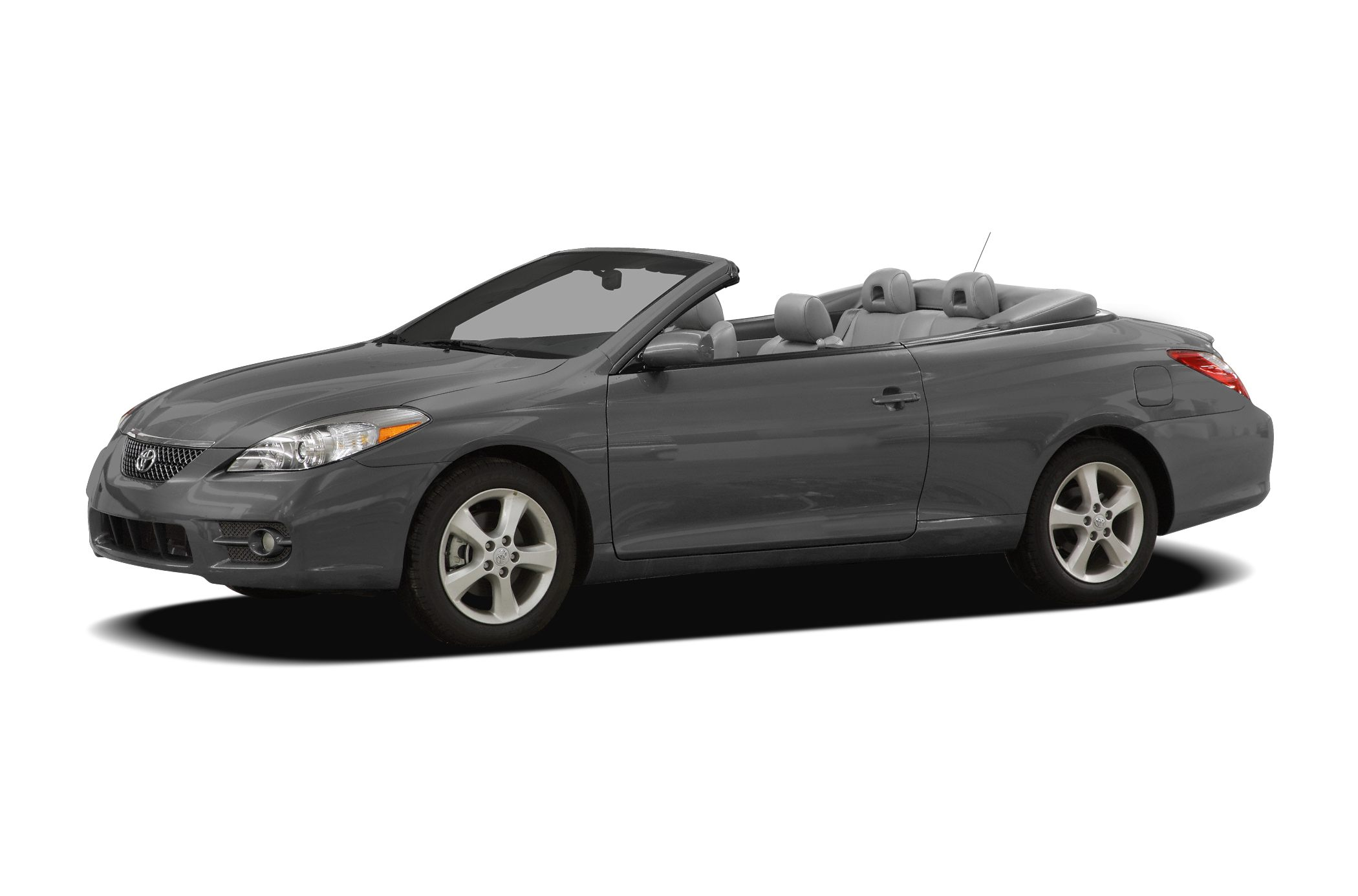 2008 Toyota Camry Solara SLE Convertible for sale in Fort Myers for $18,288 with 27,874 miles.