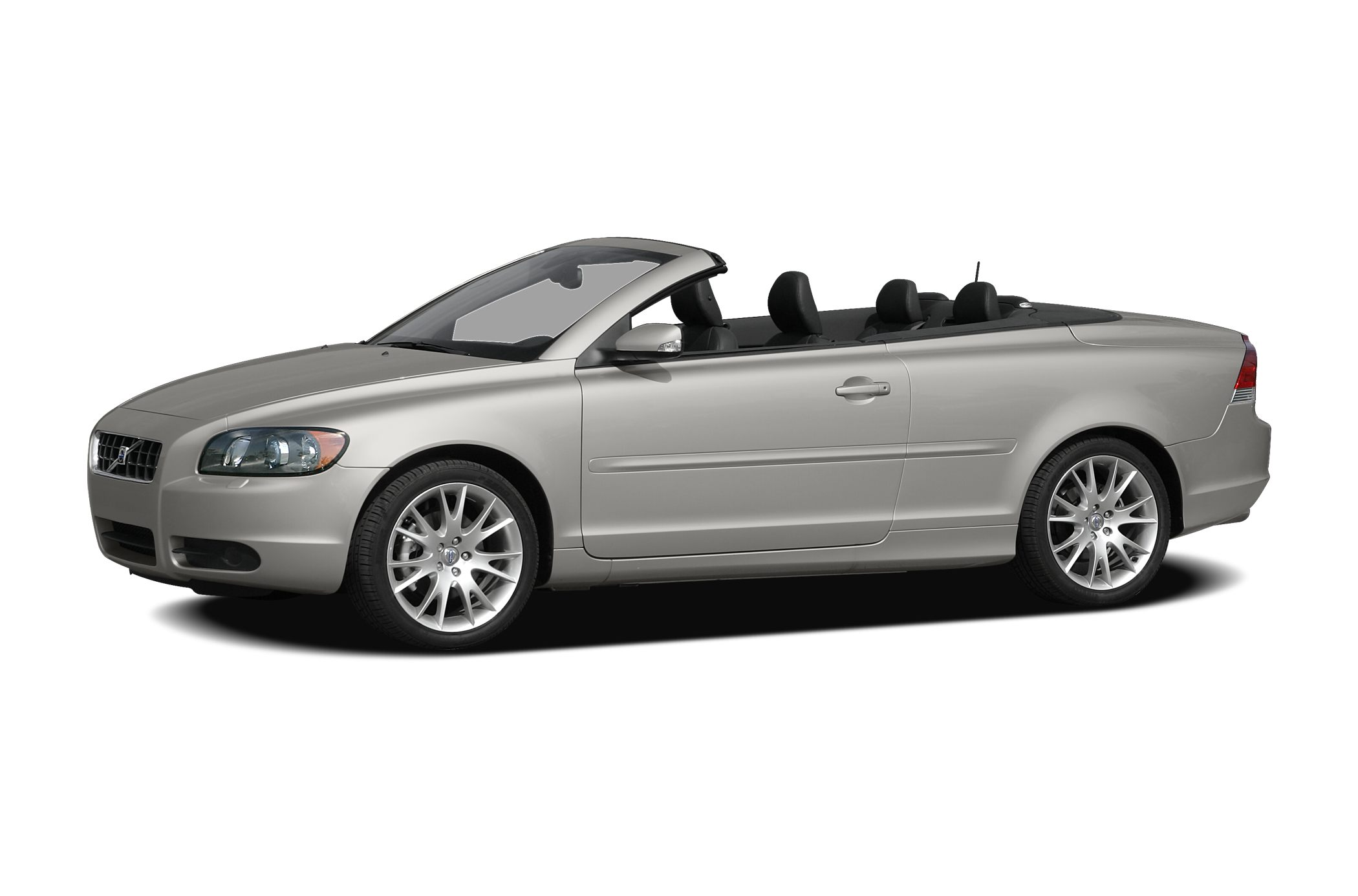 2008 Volvo C70 T5 Convertible for sale in Roswell for $16,991 with 40,782 miles