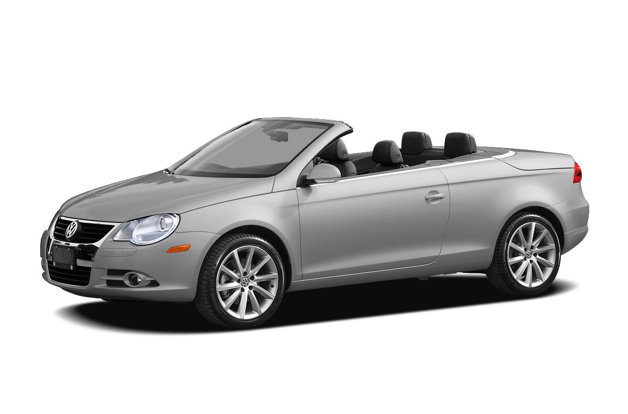 2008 Volkswagen Eos VR6 Convertible for sale in Greensboro for $13,497 with 73,996 miles