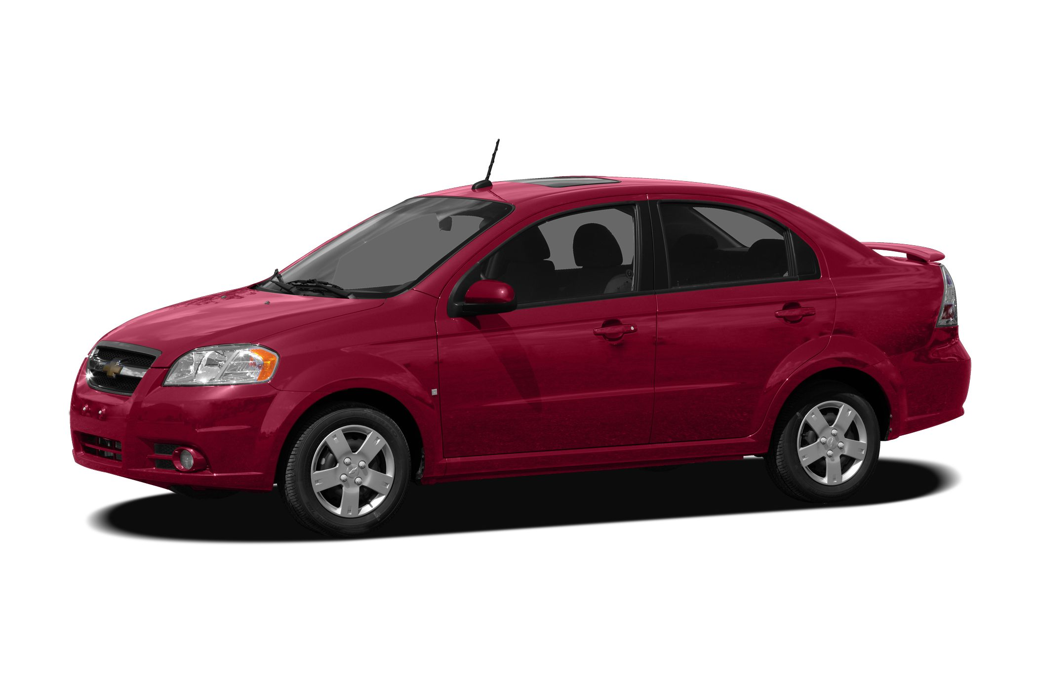2009 Chevrolet Aveo LS Sedan for sale in Hampton for $0 with 124,129 miles