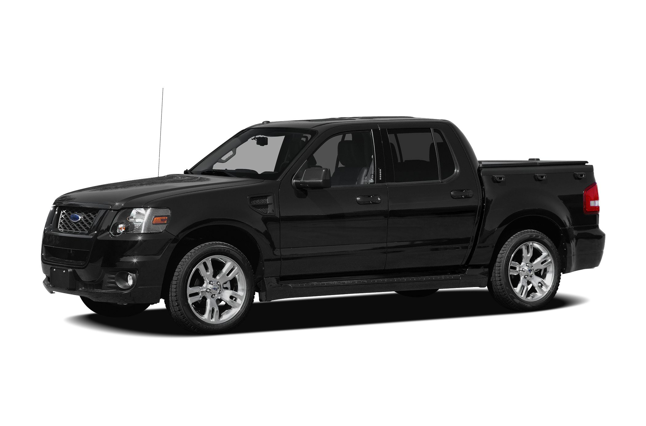 2009 Ford Explorer Sport Trac Limited Crew Cab Pickup for sale in Ponca City for $21,988 with 74,136 miles