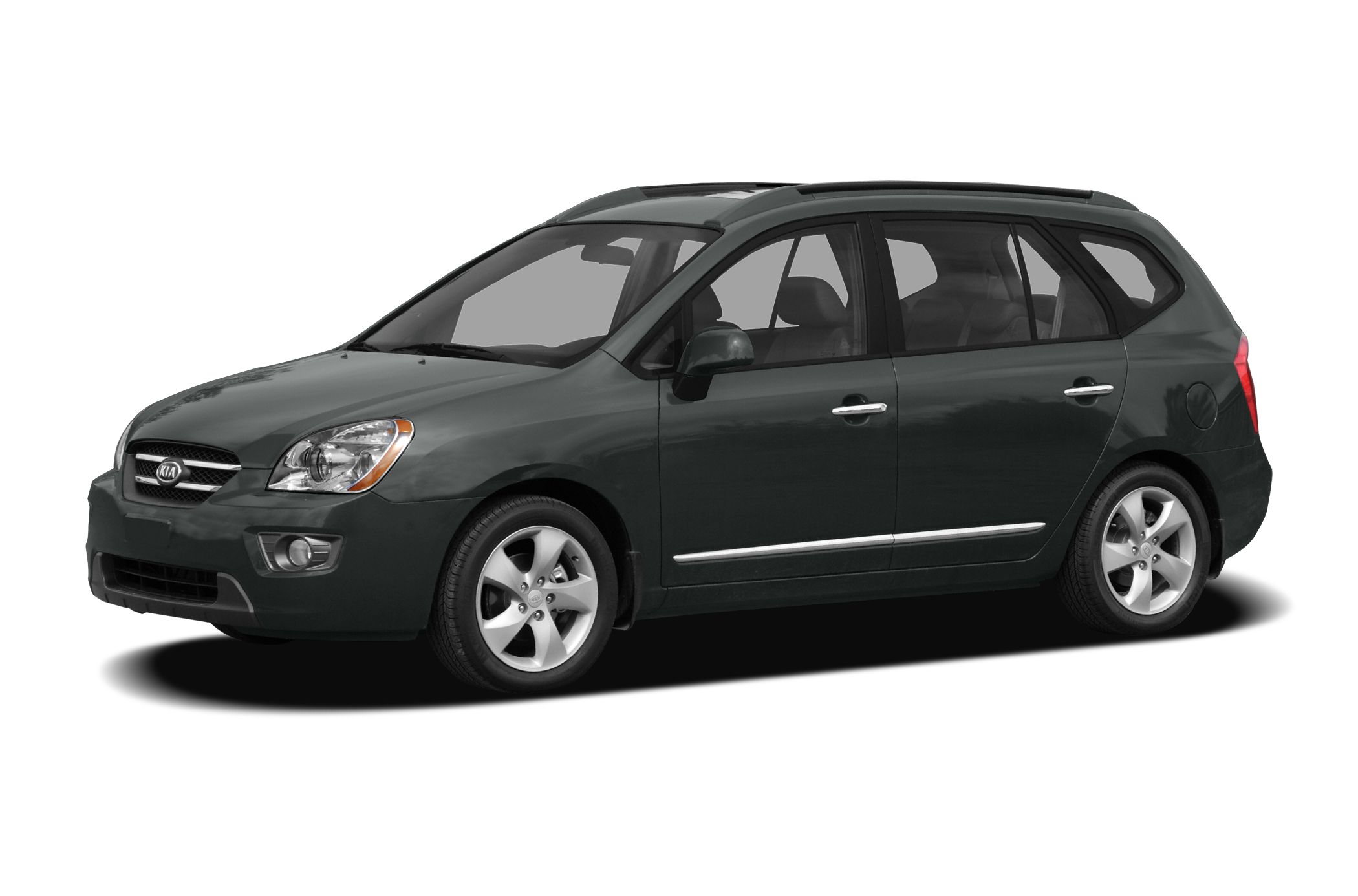 Available in 5 styles: 2009 Kia Rondo 4dr Station Wagon shown