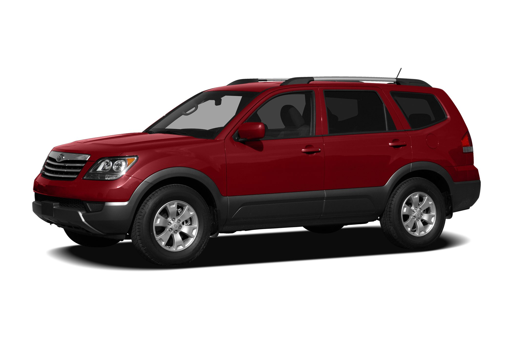 2009 Kia Borrego EX SUV for sale in Bonita Springs for $14,999 with 51,012 miles