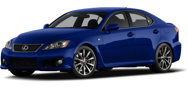 2009 Lexus IS-F