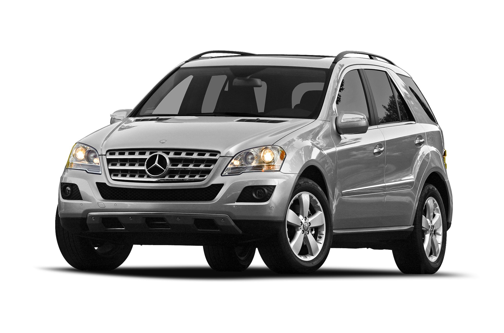 2009 Mercedes-Benz M-Class ML350 4MATIC SUV for sale in Tulsa for $21,000 with 93,818 miles