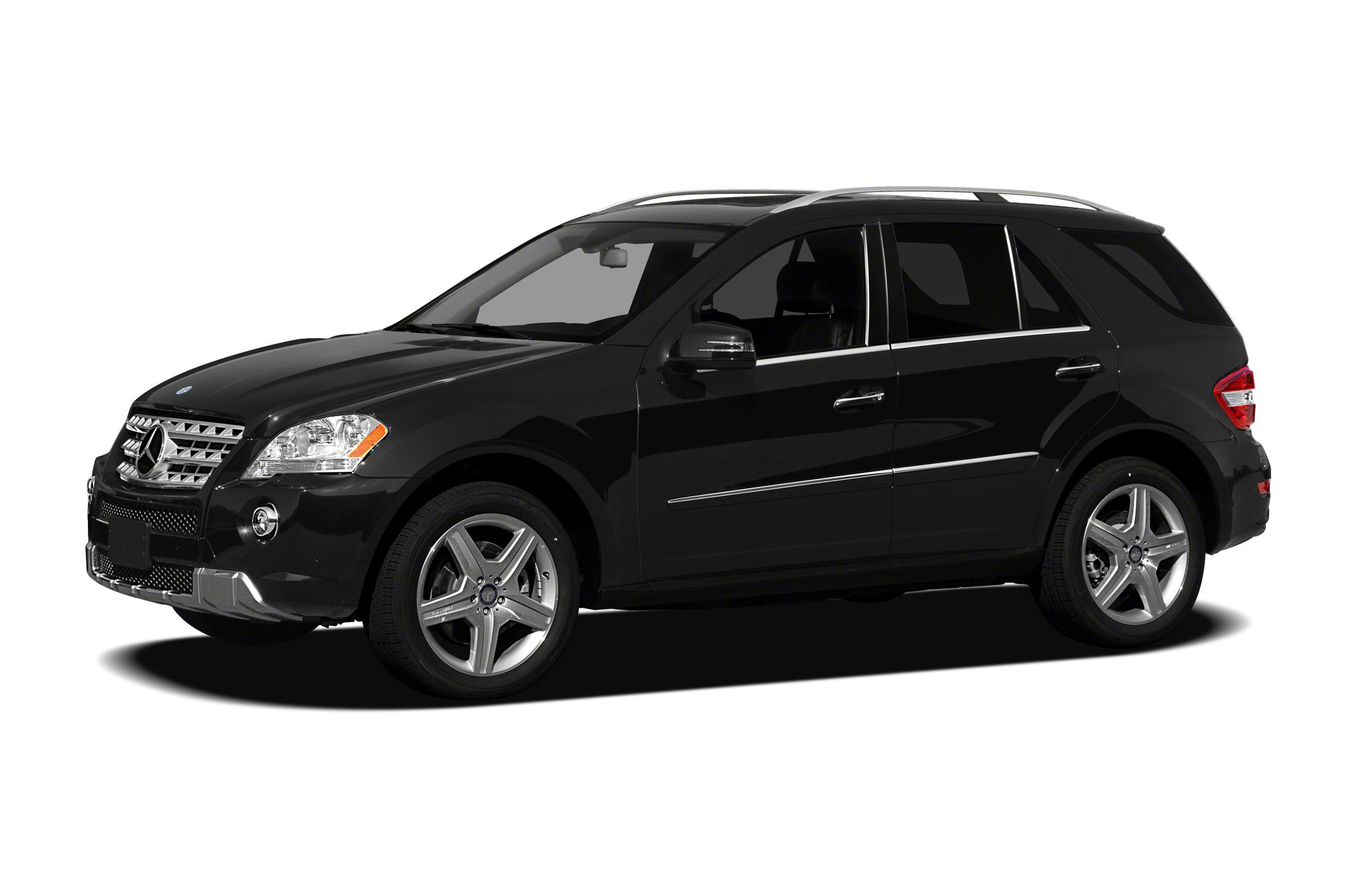 2009 Mercedes-Benz M-Class ML550 4MATIC SUV for sale in Chicago for $0 with 53,342 miles