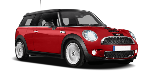 2009 MINI John Cooper Works Clubman