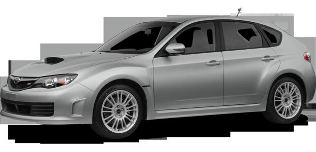 2009 Subaru Impreza WRX STi