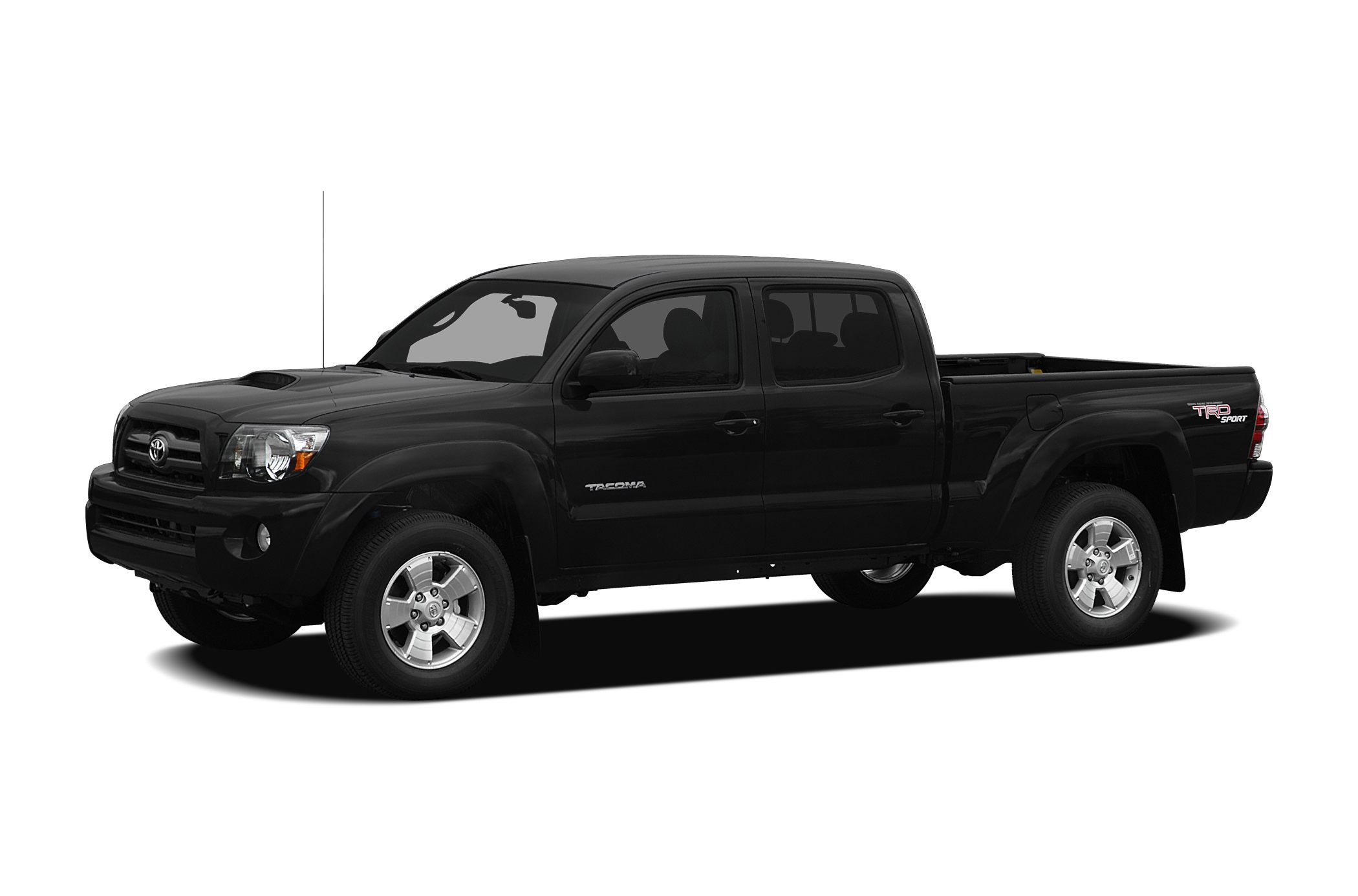 2009 Toyota Tacoma PreRunner Double Cab Crew Cab Pickup for sale in Decatur for $23,000 with 71,061 miles