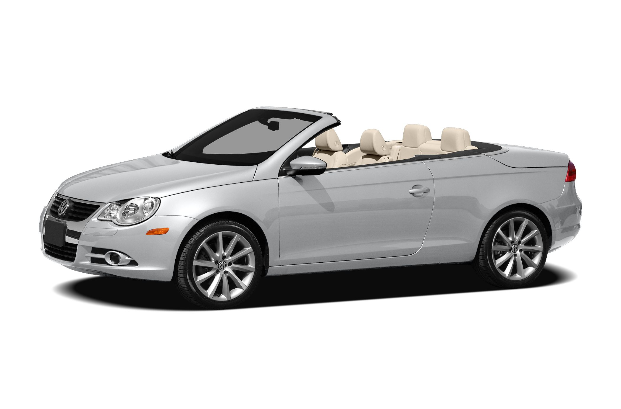 2009 Volkswagen Eos Komfort Convertible for sale in Penfield for $11,991 with 63,679 miles.