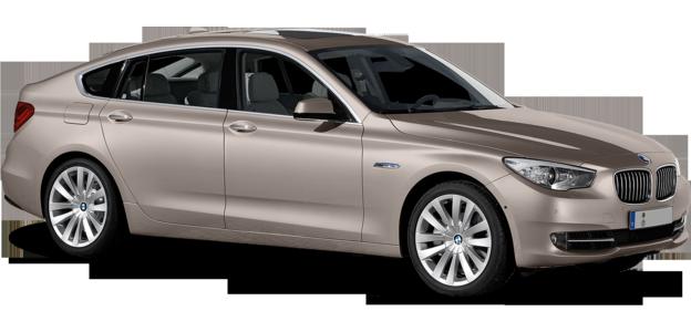2010 BMW 535 Gran Turismo