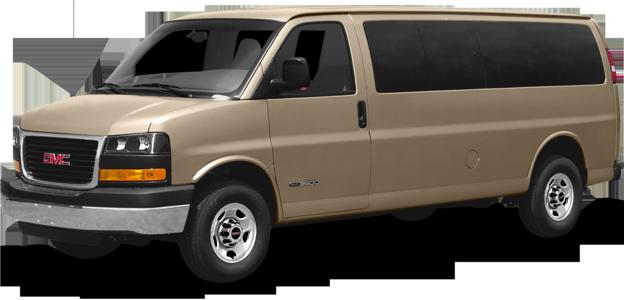 2010 GMC Savana 3500