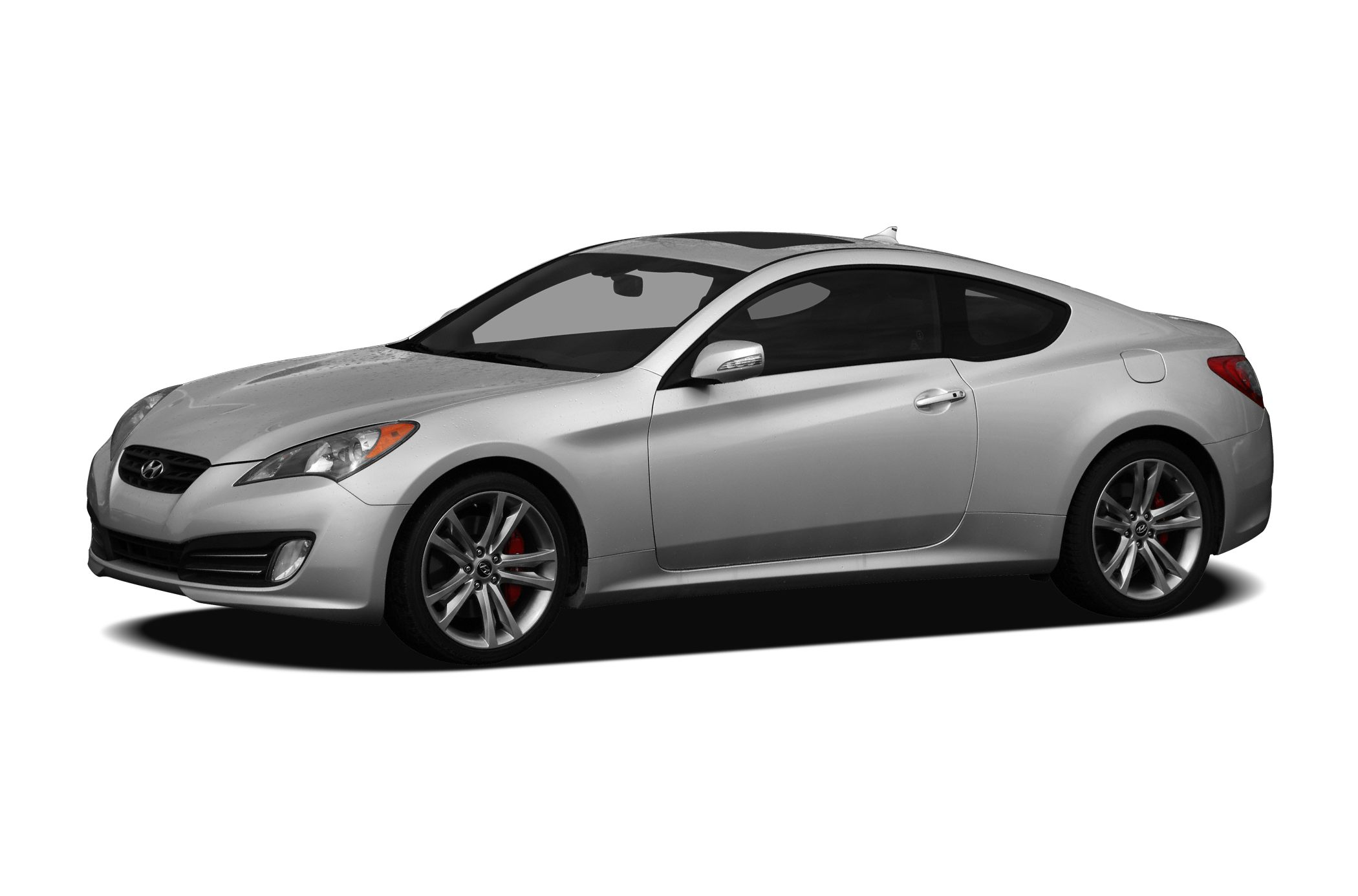 2010 Hyundai Genesis Coupe 3.8 Grand Touring Coupe for sale in Belton for $15,900 with 43,372 miles
