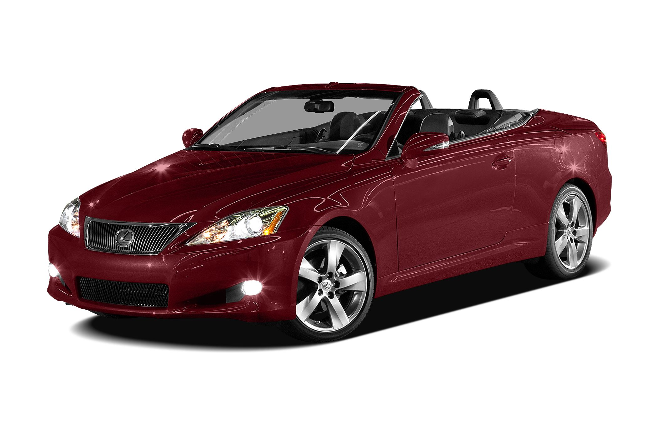 2010 Lexus IS 250C Convertible for sale in Loris for $25,450 with 60,250 miles.