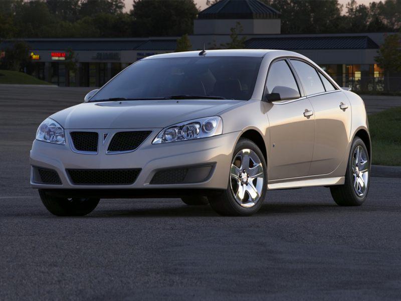 2010 Pontiac G6 Reviews Specs And Prices Cars Com