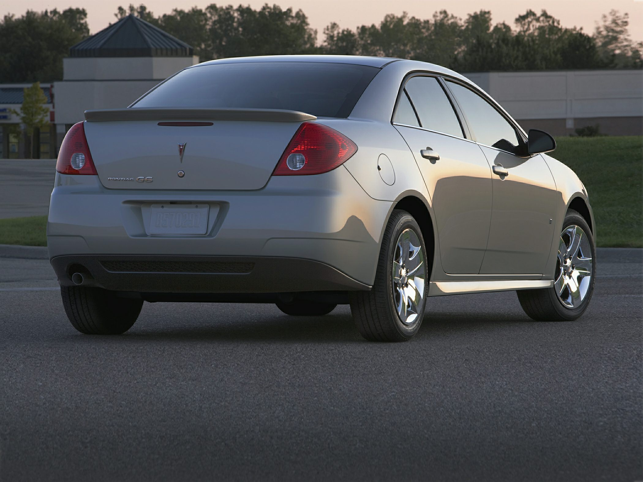 2010 Pontiac G6 Reviews Specs And Prices Cars Com