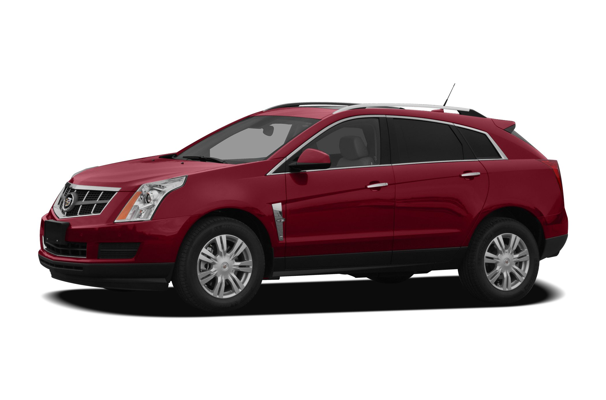 2011 Cadillac SRX Luxury Collection SUV for sale in Dallas for $0 with 81,513 miles