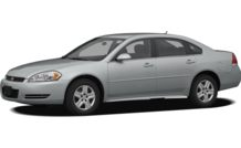 Colors, options and prices for the 2011 Chevrolet Impala