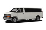 2011 Chevrolet Express 3500