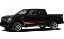 Colors, options and prices for the 2011 Ford F-150