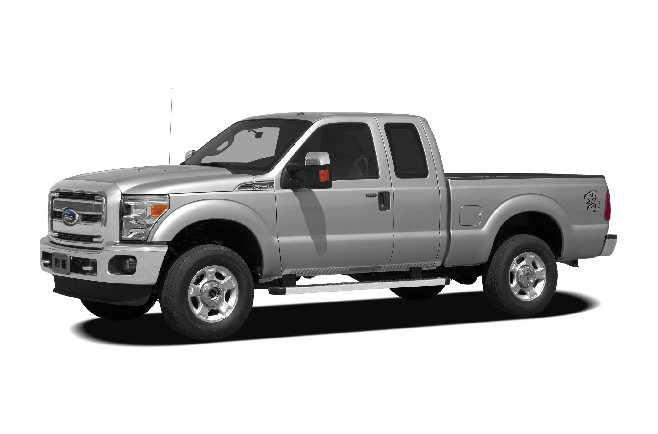 2011 Ford F250 Lariat Extended Cab Pickup for sale in Ronan for $25,000 with 194,604 miles
