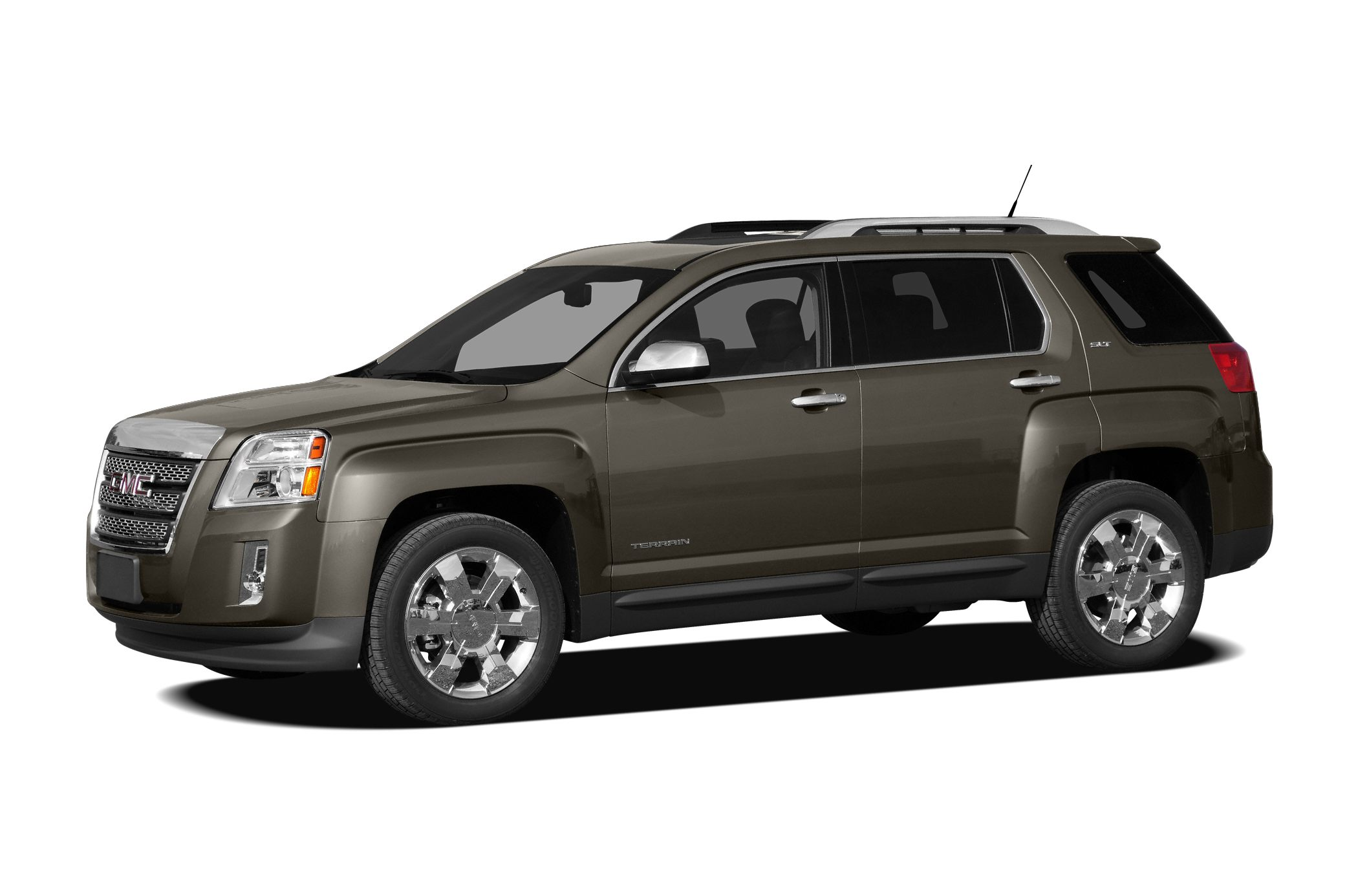 2011 GMC Terrain SLT-2 SUV for sale in Brady for $15,950 with 110,076 miles