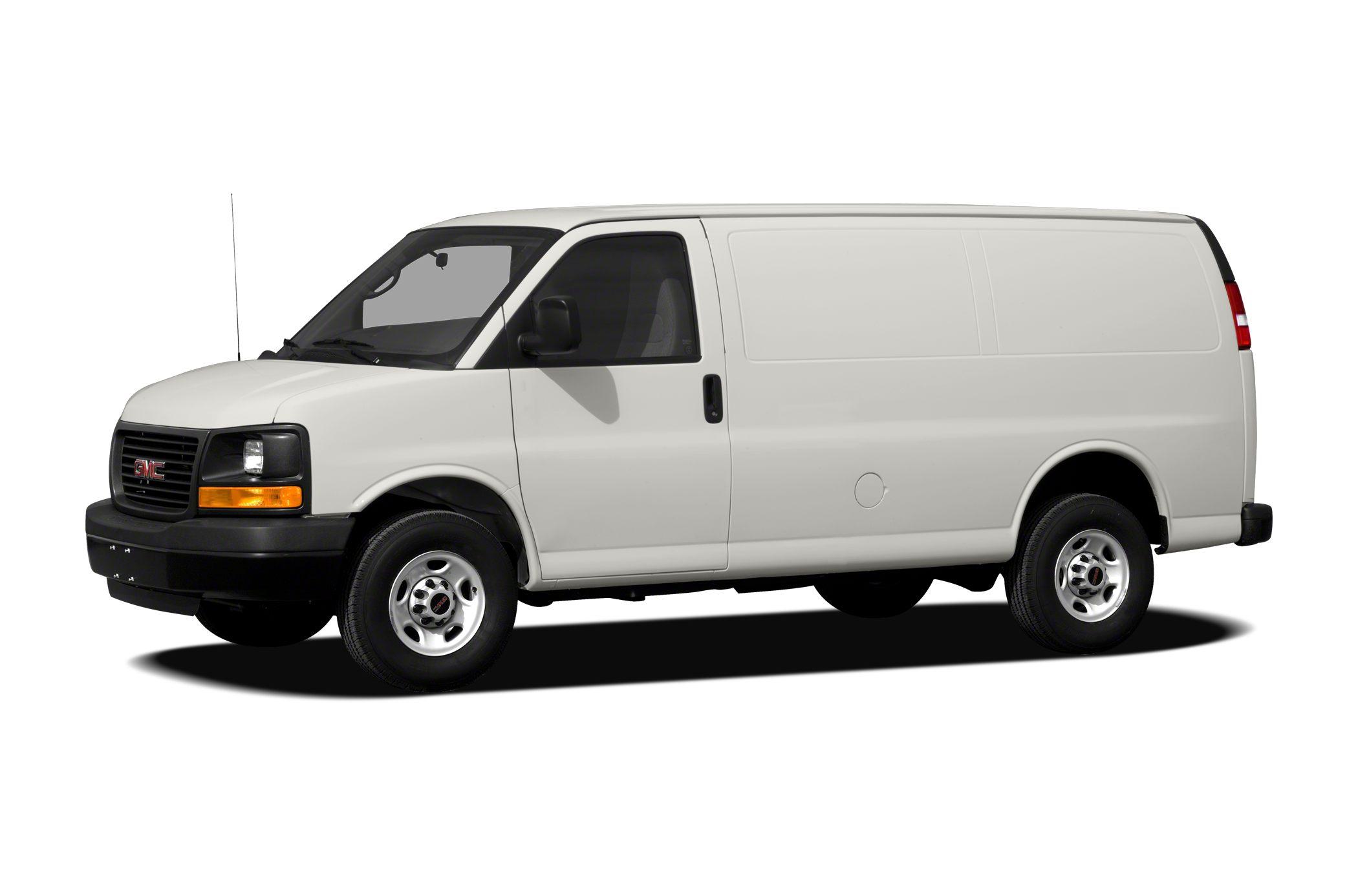 2011 GMC Savana 2500 Work Van Cargo Van for sale in Watertown for $14,500 with 136,637 miles