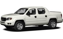 Colors, options and prices for the 2011 Honda Ridgeline