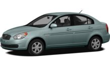 Colors, options and prices for the 2011 Hyundai Accent