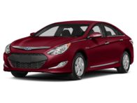 Brief summary of 2014 Hyundai Sonata Hybrid vehicle information