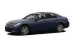 2011 Infiniti G37