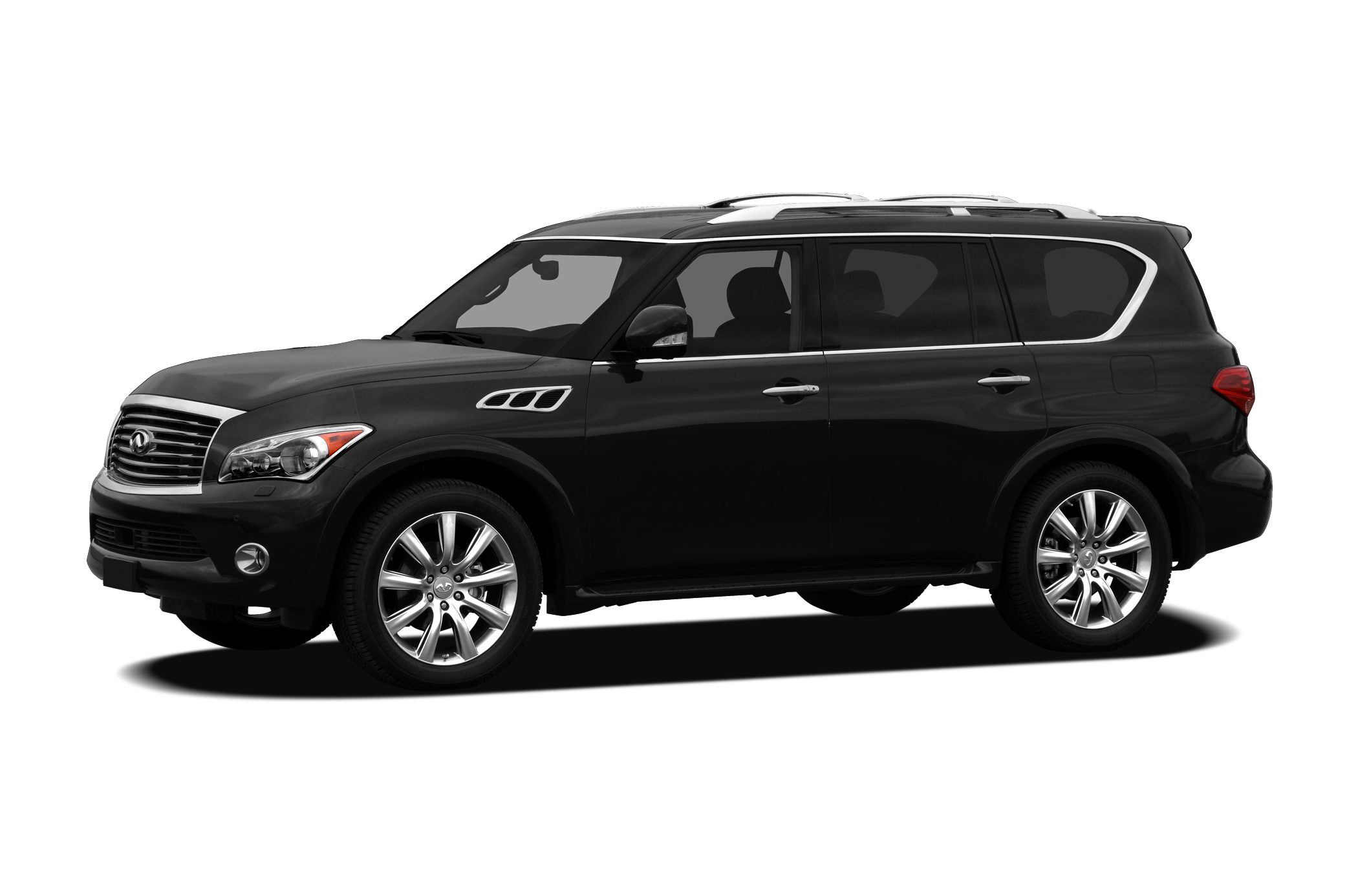 2011 Infiniti QX56 Base SUV for sale in Jackson for $46,995 with 54,463 miles