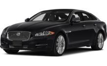 Colors, options and prices for the 2015 Jaguar XJ
