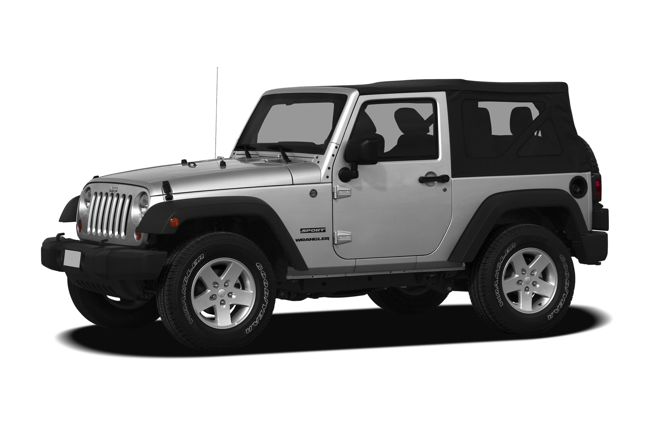 2011 Jeep Wrangler Sport SUV for sale in Bossier City for $22,500 with 66,976 miles