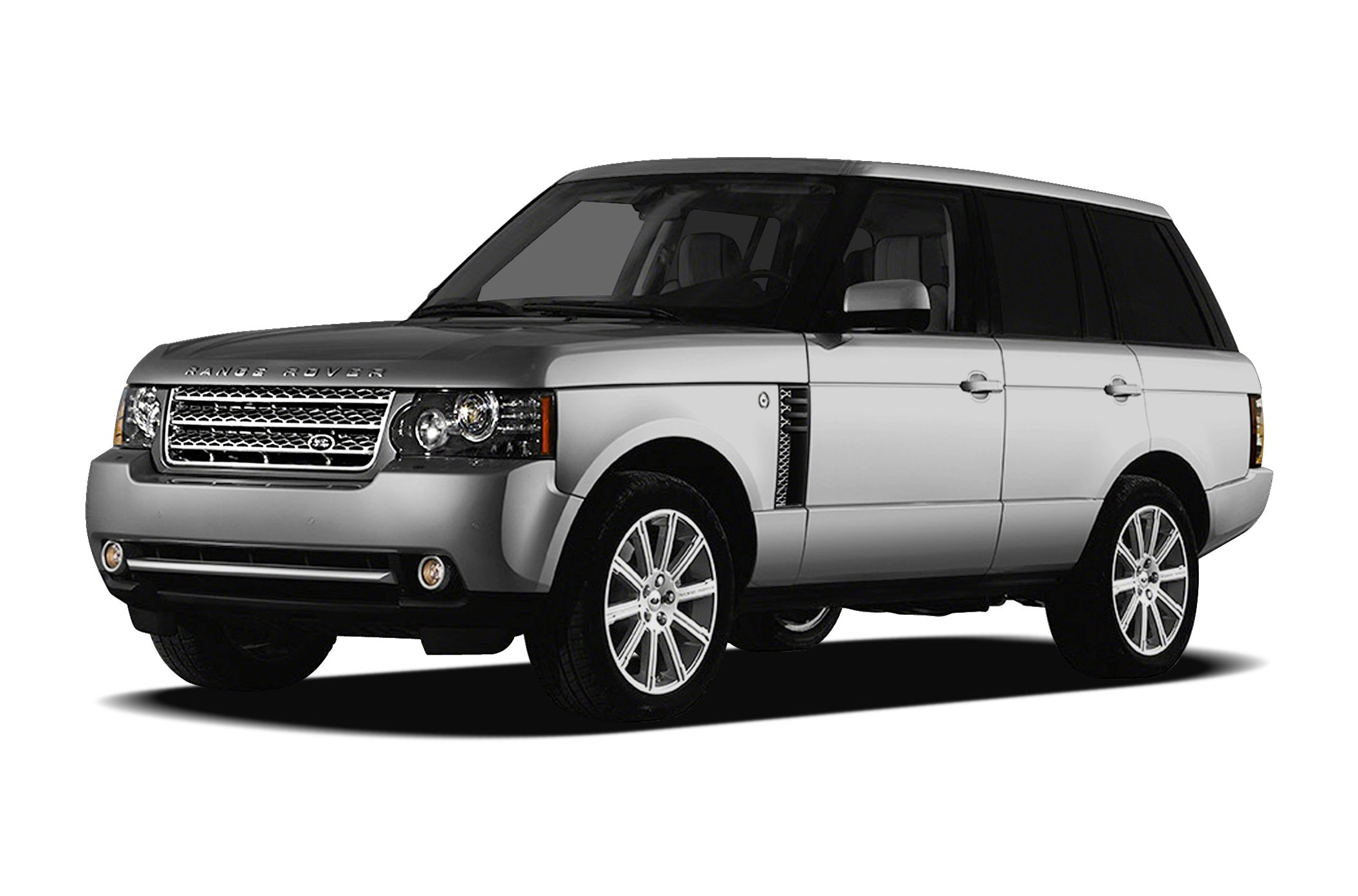 2011 Land Rover Range Rover Supercharged SUV for sale in Dallas for $0 with 45,686 miles