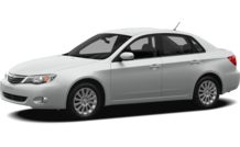 Colors, options and prices for the 2011 Subaru Impreza
