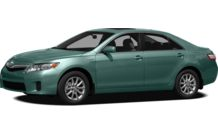 Colors, options and prices for the 2011 Toyota Camry Hybrid
