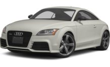 Colors, options and prices for the 2012 Audi TT RS