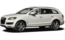 Colors, options and prices for the 2012 Audi Q7