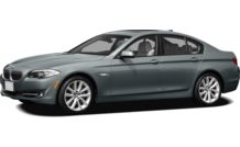 Colors, options and prices for the 2012 BMW 535
