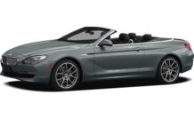 Colors, options and prices for the 2012 BMW 650